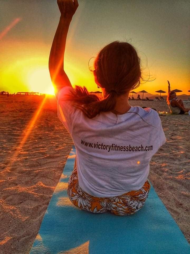 Victory Fitness Beach