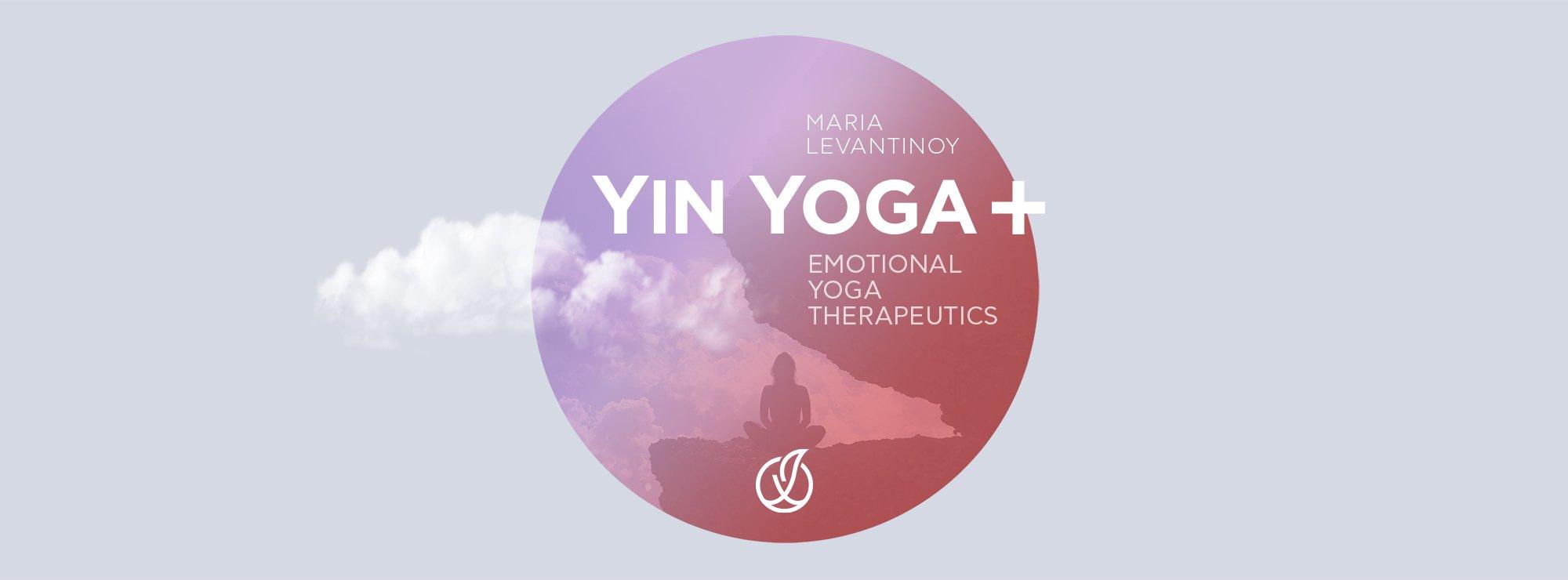 Yin Yoga Maria Levantinou